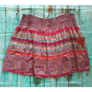 Dresses & Skirts - NWT Mossimo Flaked Out Elastane Mini Skirt
